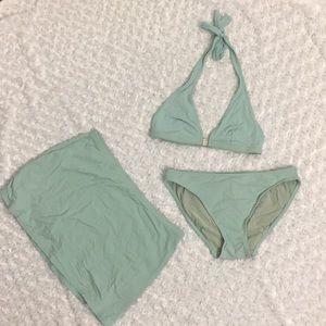 Calvin Klein swim suit set